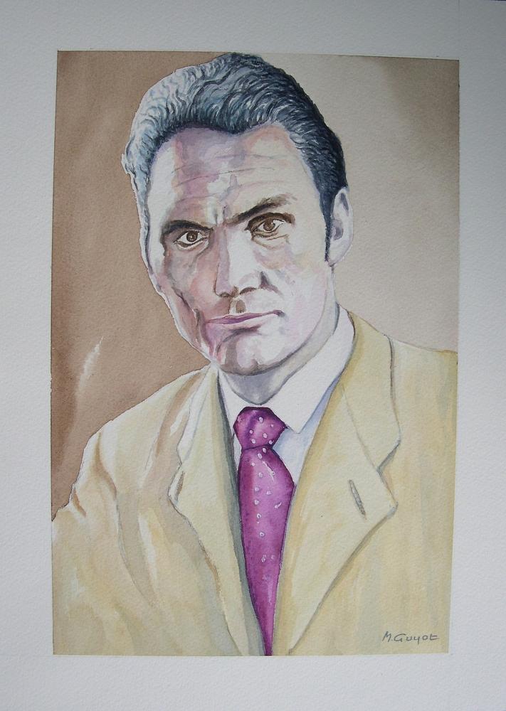 Jack Palance par columbo